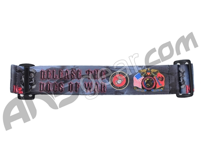 KM Paintball Goggle Strap - 09 USMC