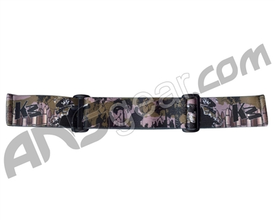 KM Paintball Goggle Strap - 09 War