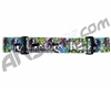 KM Paintball Goggle Strap - 13UKK4K3 Green