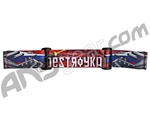 KM Paintball Goggle Strap - Destroyka