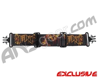 KM Paintball Grill Goggle Strap - Limited Edition Cataclysm