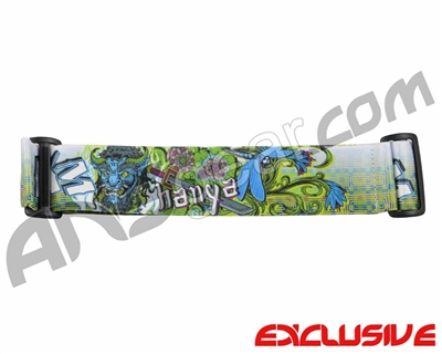 KM Paintball Goggle Strap - Limited Edition Hanya