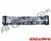 KM Paintball Goggle Strap - Limited Edition Punk Rock Grey