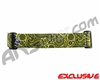 KM Paintball Goggle Strap - Limited Edition Yellow Bandana