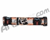 KM Paintball Goggle Strap - Reaper Fire