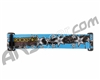 KM Paintball Goggle Strap - Rockstar Edition - Teal/Black