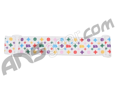 KM Paintball Goggle Strap - Stars