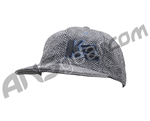 KM 2010 Men's Fitted Hat - Grey Twill