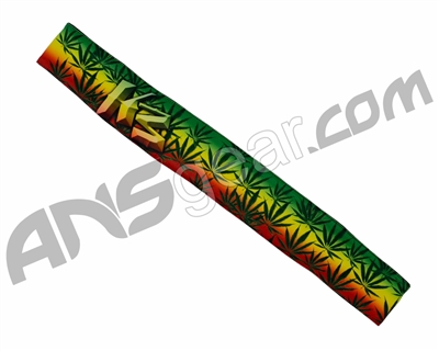 KM Paintball Headband - 420 Rasta