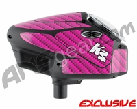 KM Halo Too Loader Wrap - Carbon Pink