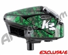KM Halo Too Loader Wrap - Digi Camo Green/Brown
