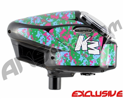 KM Halo Too Loader Wrap - Digi Camo Green/Pink