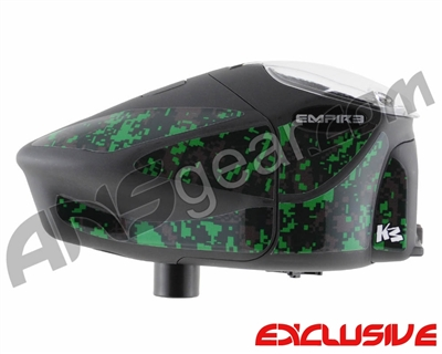 KM Prophecy Loader Wrap - Digi Camo Green/Brown