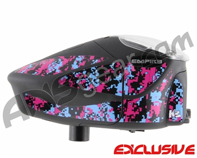 KM Prophecy Loader Wrap - Digi Camo Pink/Blue