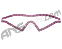 KM Paintball Mask Wraps - I4 Lens - All Over Pink