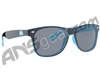 KM Paintball Sunglasses - Teal w/ Smoke Lenses