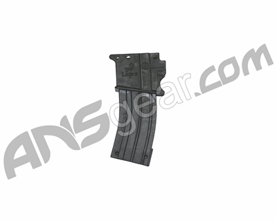 Lapco Tippmann A5 M4/M16 Gas Through Magazine For External Selector Switch - Black