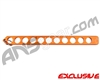 Lapco Billet Precision Ball Gauge - Sunburst Orange