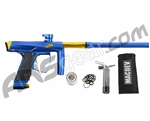 MacDev Clone GT Paintball Gun - Blue/Gold