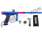 MacDev Clone GT Paintball Gun - Blue/Pink