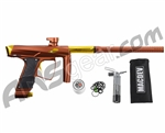 MacDev Clone GT Paintball Gun - Brown/Gold
