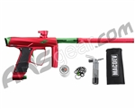 MacDev Clone GTi Paintball Gun - Red/Lime