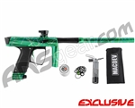 MacDev Clone GT Paintball Gun - L.E. Green Lightning