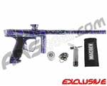 MacDev Clone GT Paintball Gun - L.E. Gun Metal Splash