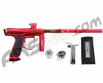 MacDev Clone GT Paintball Gun - Red/Champagne