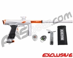 MacDev Clone GT Paintball Gun - Silver/Orange