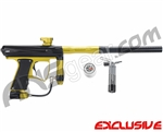 MacDev Drone DX Paintball Gun - Black/Dust Yellow