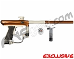 MacDev Drone DX Paintball Gun - Brown/White/Black