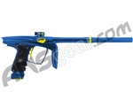 Machine Vapor Paintball Gun - Blue w/ Gold Accents