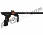 Machine Vapor Paintball Gun - Dust Black w/ Orange Accents