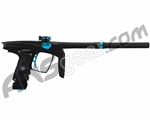 Machine Vapor Paintball Gun - Dust Black w/ Teal Accents