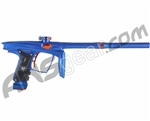 Machine Vapor Paintball Gun - Dust Blue w/ Orange Accents