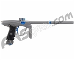 Machine Vapor Paintball Gun - Dust Grey w/ Blue Accents
