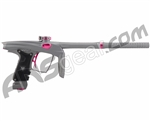 Machine Vapor Paintball Gun - Dust Grey w/ Pink Accents