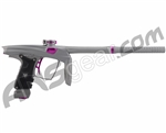 Machine Vapor Paintball Gun - Dust Grey w/ Purple Accents