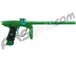 Machine Vapor Paintball Gun - Dust Green w/ Teal Accents