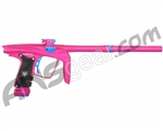 Machine Vapor Paintball Gun - Dust Pink w/ Blue Accents