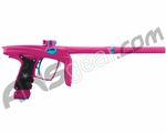 Machine Vapor Paintball Gun - Dust Pink w/ Teal Accents