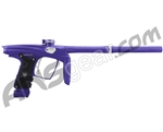 Machine Vapor Paintball Gun - Dust Purple w/ Silver Accents