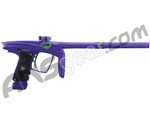 Machine Vapor Paintball Gun - Dust Purple w/ Green Accents