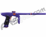 Machine Vapor Paintball Gun - Dust Purple w/ Orange Accents
