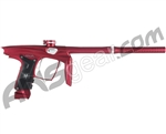 Machine Vapor Paintball Gun - Dust Red w/ Silver Accents