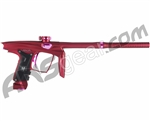 Machine Vapor Paintball Gun - Dust Red w/ Pink Accents