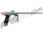 Machine Vapor Paintball Gun - Grey w/ Teal Accents