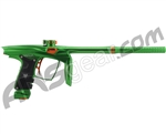 Machine Vapor Paintball Gun - Green w/ Orange Accents