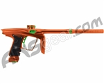 Machine Vapor Paintball Gun - Orange w/ Green Accents
